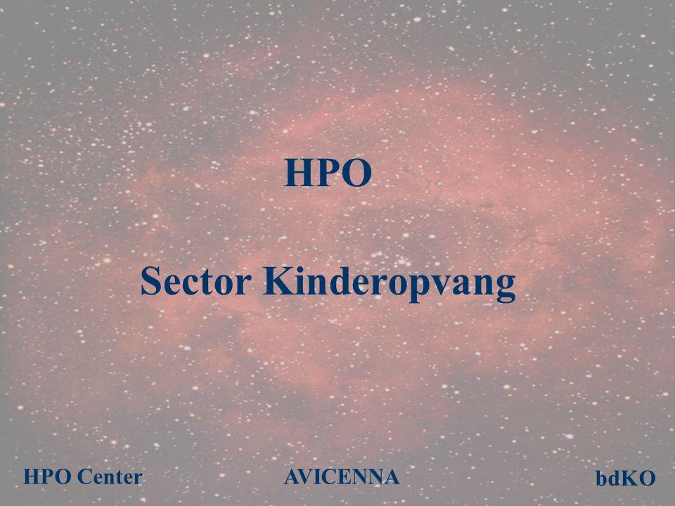 HPO Sector Kinderopvang