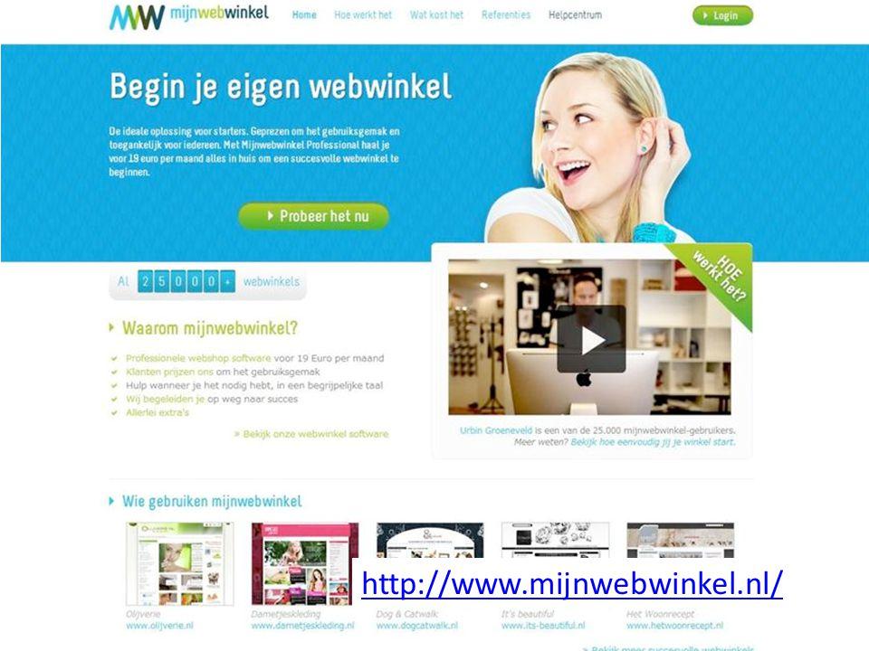 Op mijnwebwinkel.nl kun je gratis een webshopje aanmaken, supersimpel, is dus ook een optie voor studenten!
