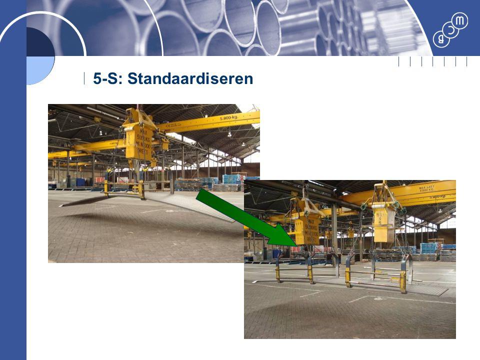 5-S: Standaardiseren