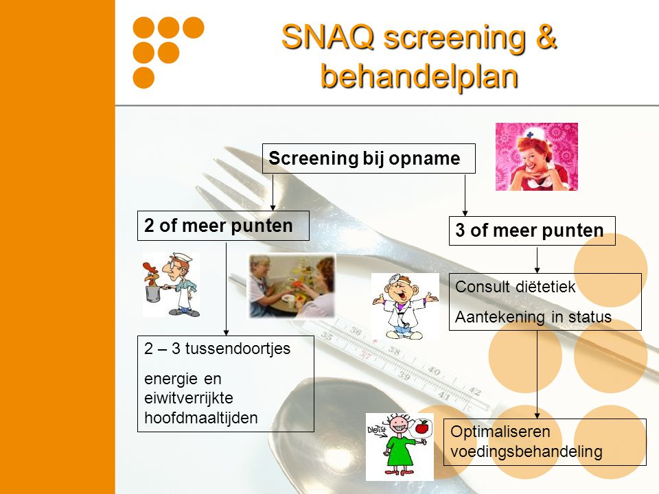 SNAQ screening & behandelplan