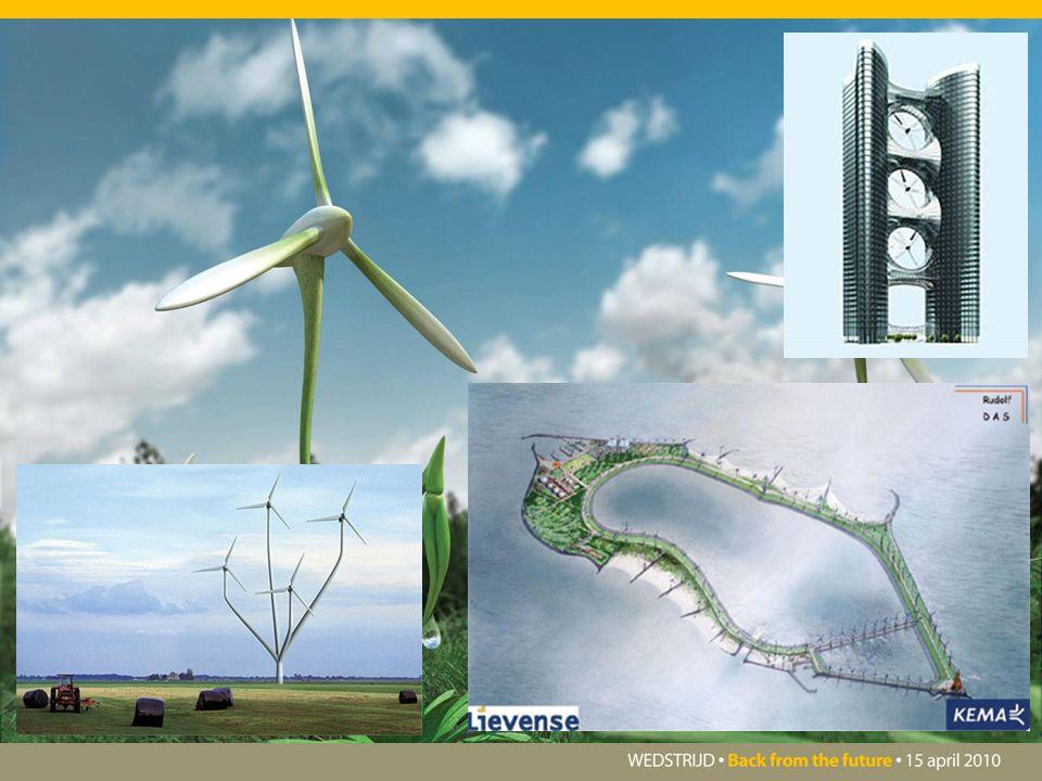 Ook uit wind oogsten we veel energie, meer dan 400PJ per jaar