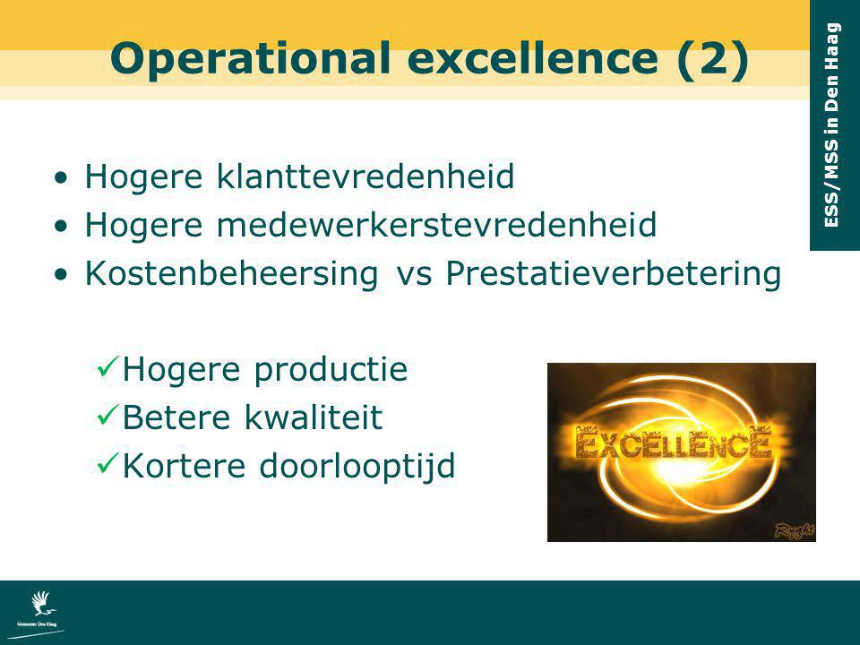 Operational excellence (2)