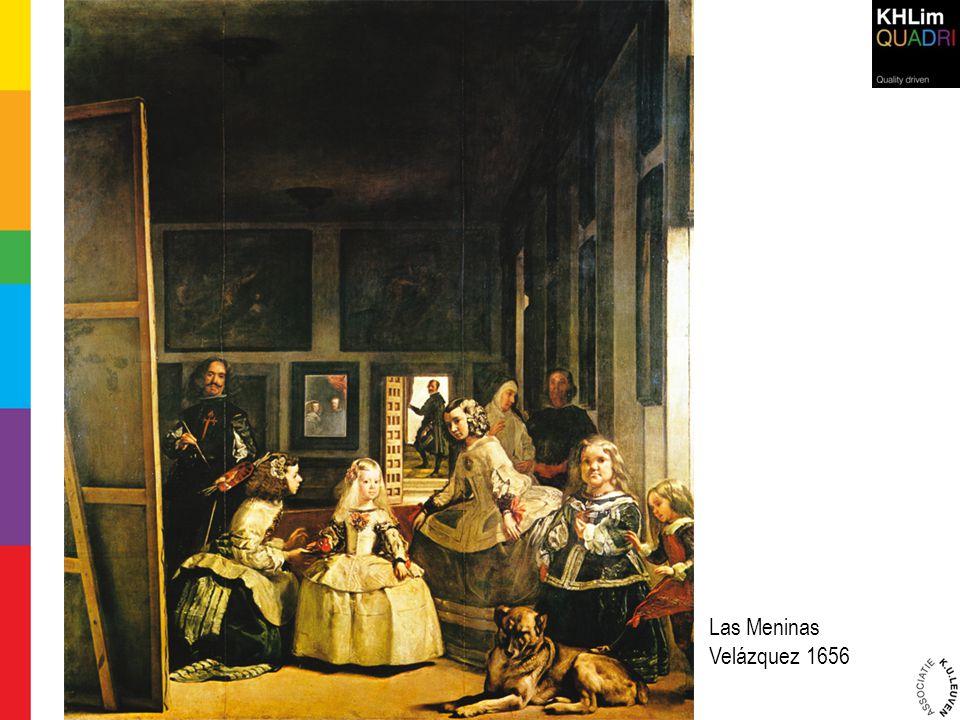 Las Meninas Velázquez 1656