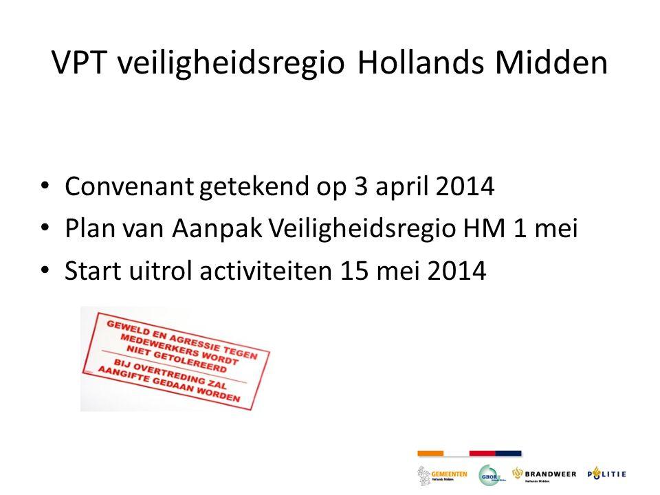 VPT veiligheidsregio Hollands Midden