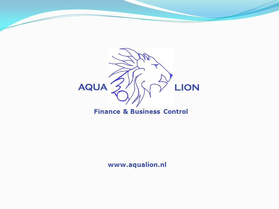 Finance & Business Control