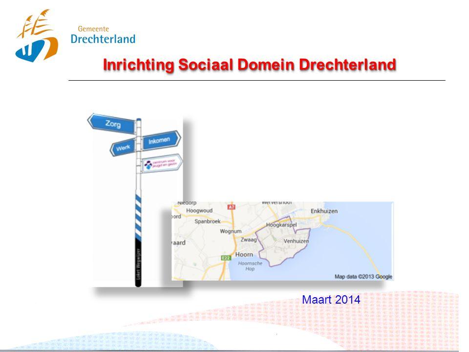 Inrichting Sociaal Domein Drechterland