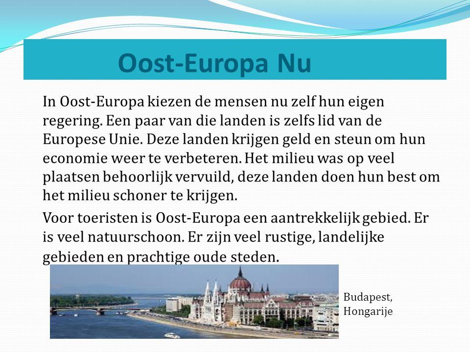 Oost-Europa Nu