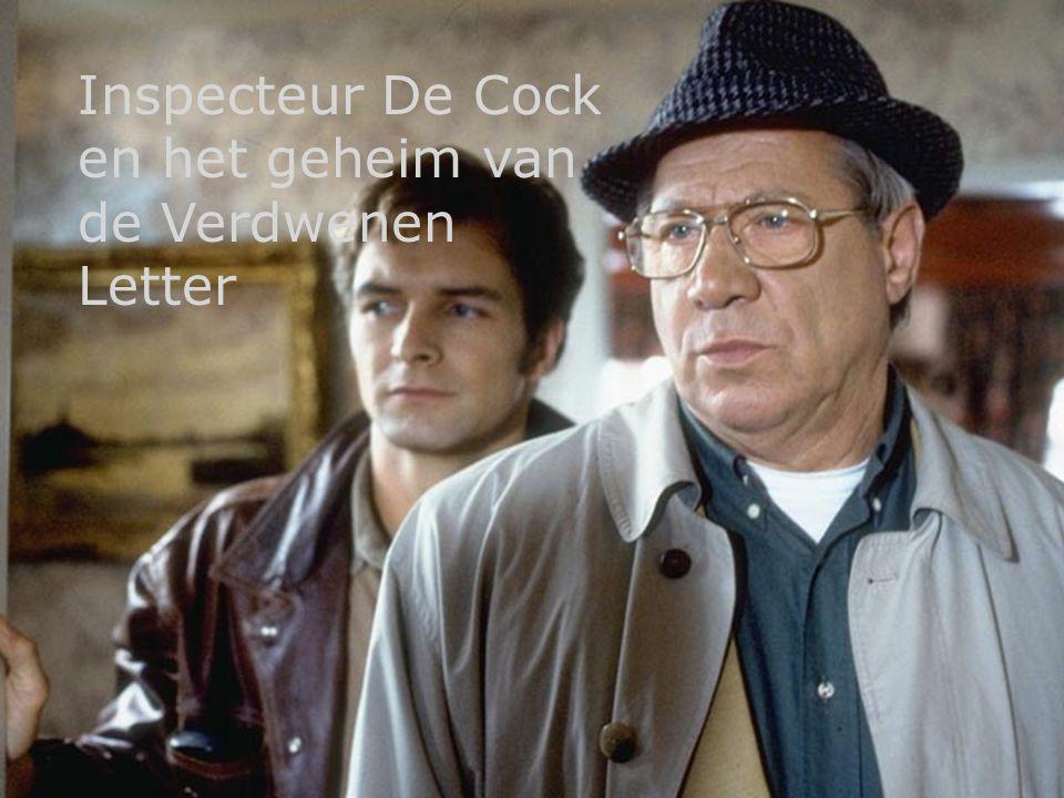 Inspecteur De Cock en het geheim van de Verdwenen Letter