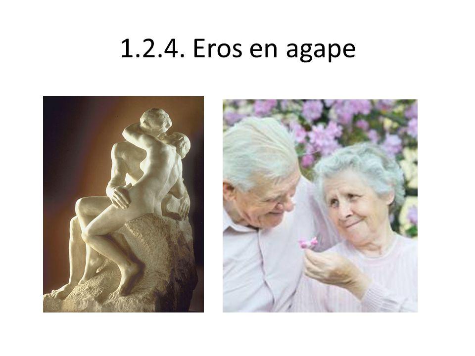 1.2.4. Eros en agape