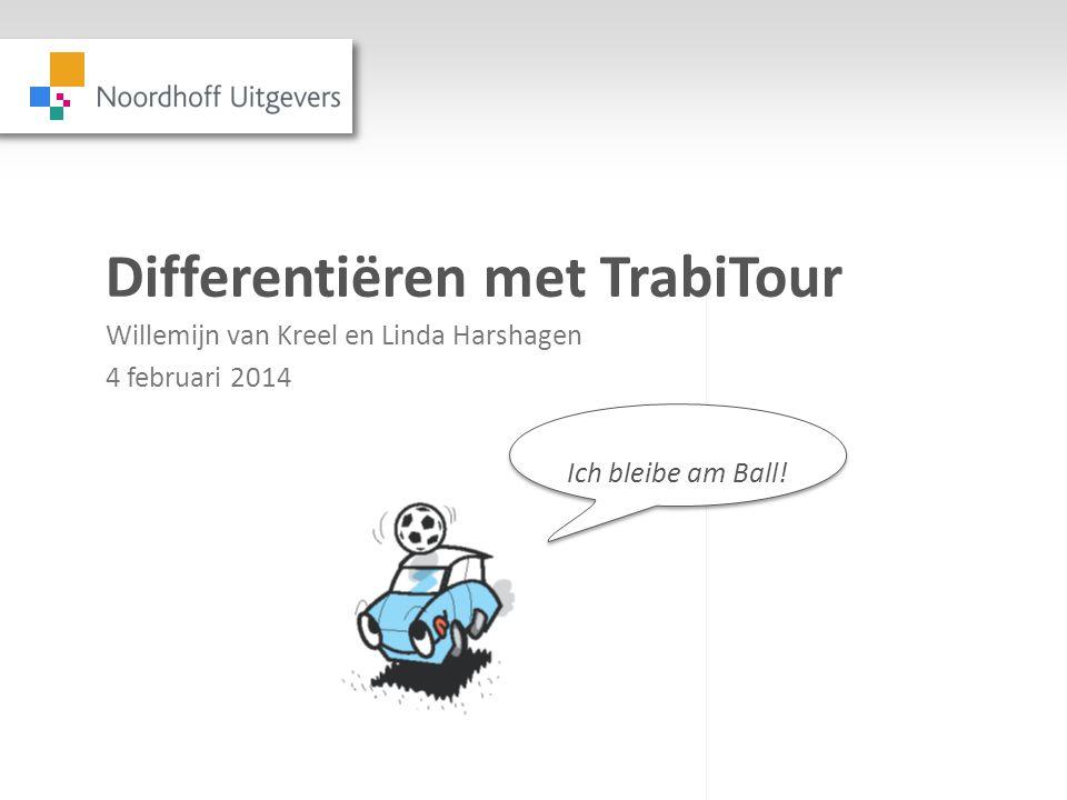 Differentiëren met TrabiTour