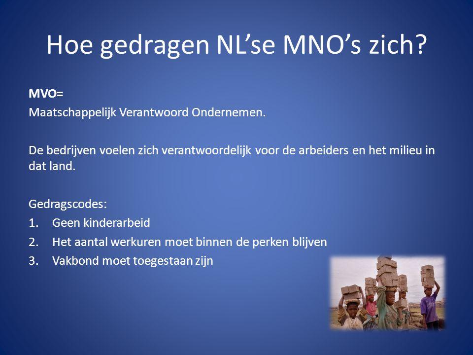Hoe gedragen NL'se MNO's zich