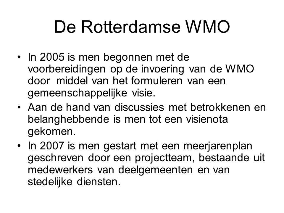 De Rotterdamse WMO