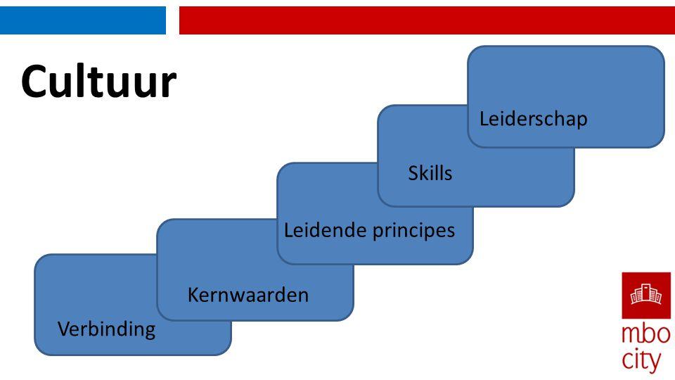 Cultuur Leiderschap Skills Leidende principes Kernwaarden Verbinding