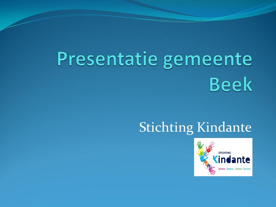 Presentatie gemeente Beek