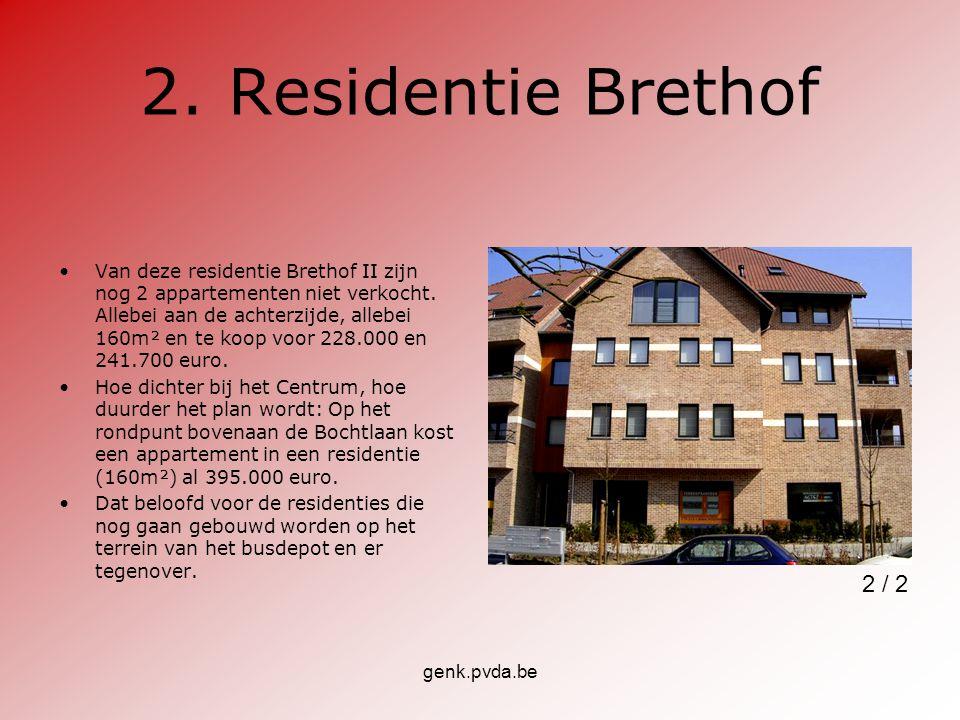 Residentie Brethof