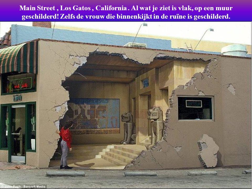 Main Street , Los Gatos , California