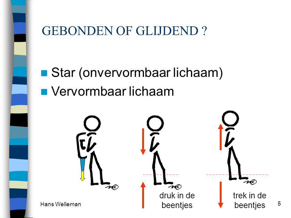 Star (onvervormbaar lichaam) Vervormbaar lichaam
