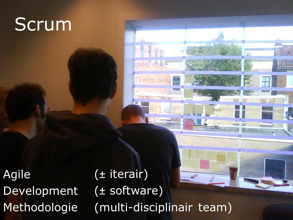 Agile Development Methodologie