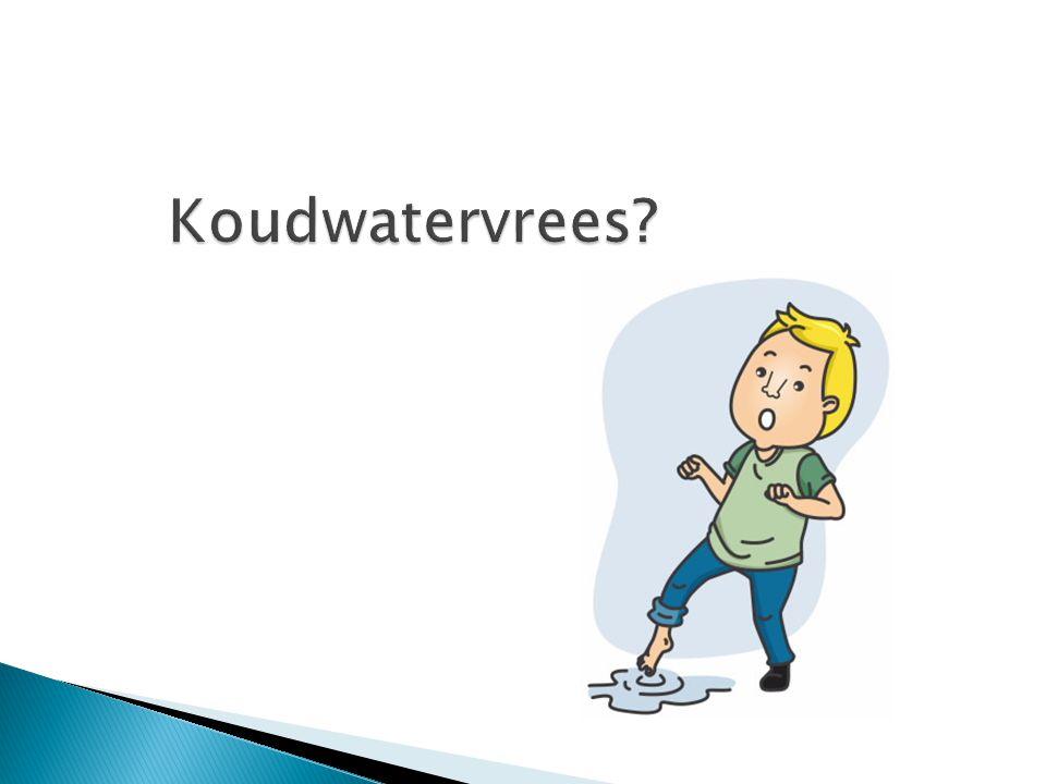 Koudwatervrees