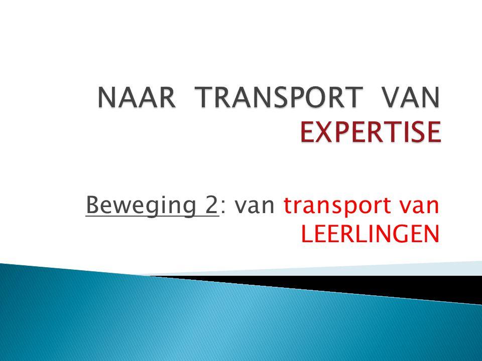 NAAR TRANSPORT VAN EXPERTISE