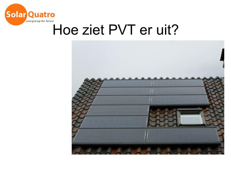 Hoe ziet PVT er uit