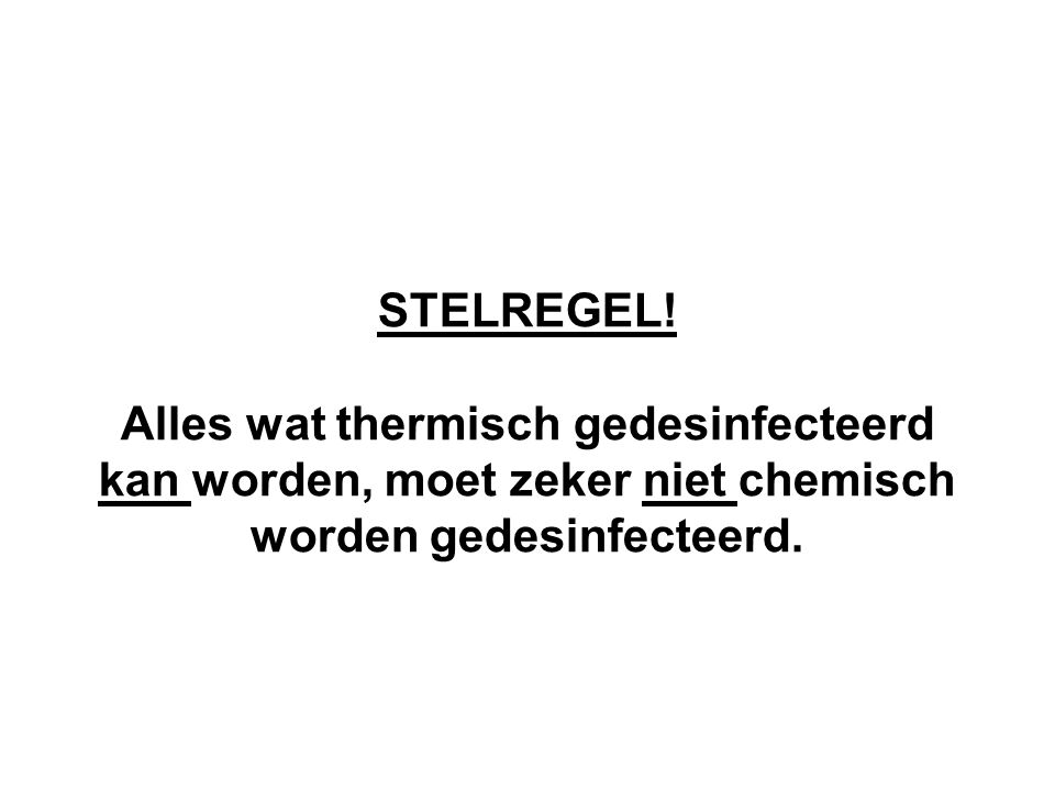 STELREGEL.