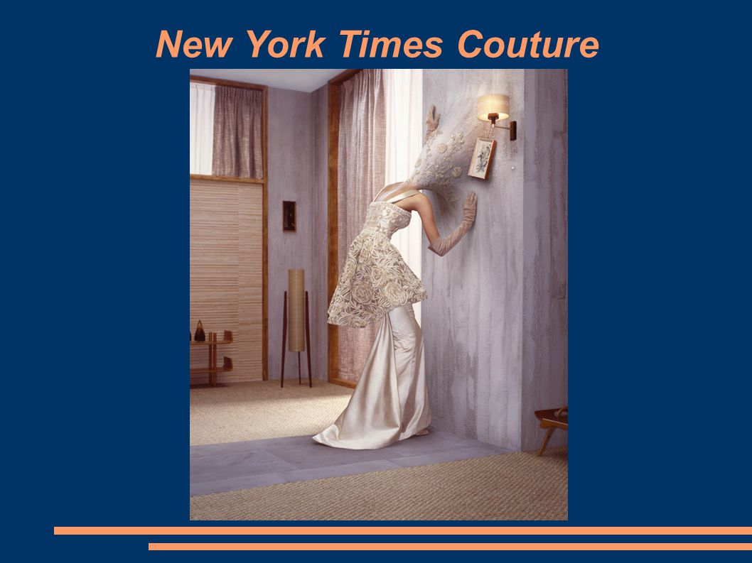 New York Times Couture