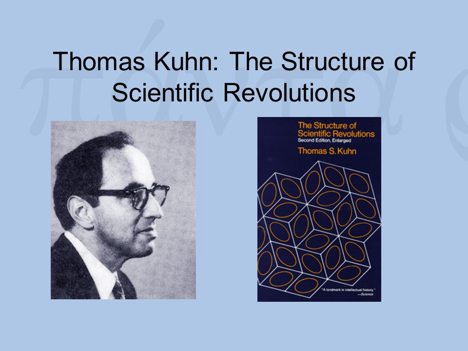 structure of scientific revolutions The structure of scientific revolutions by thomas s kuhn outline and study guide prepared by professor frank pajares emory university chapter i - introduction: a.