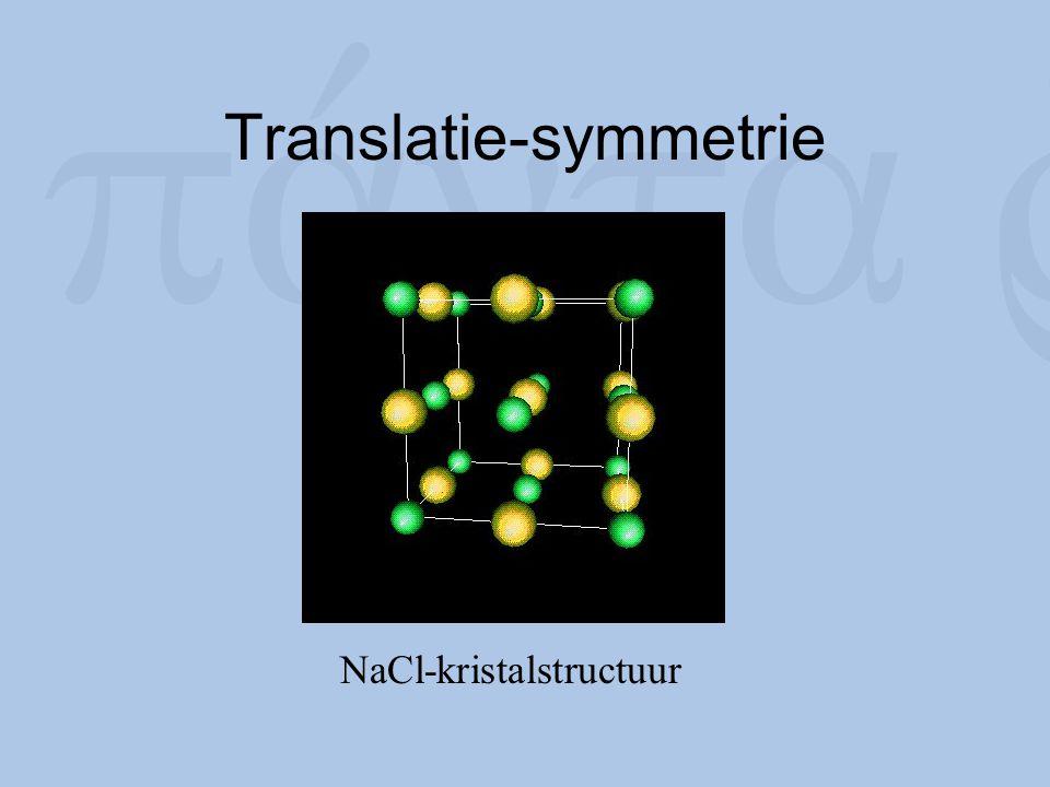 Translatie-symmetrie