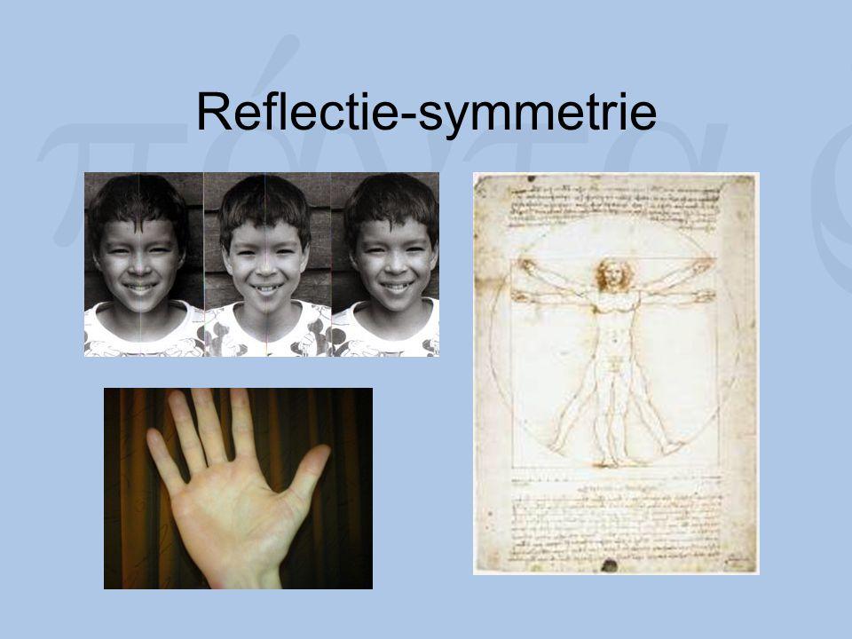 Reflectie-symmetrie