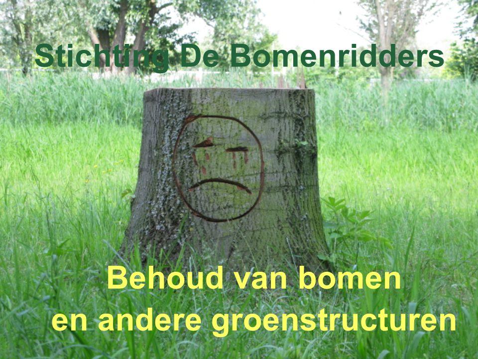 Stichting De Bomenridders
