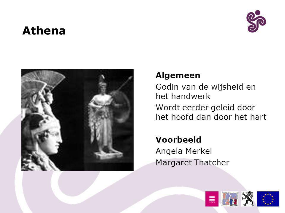 Athena Algemeen Godin van de wijsheid en het handwerk