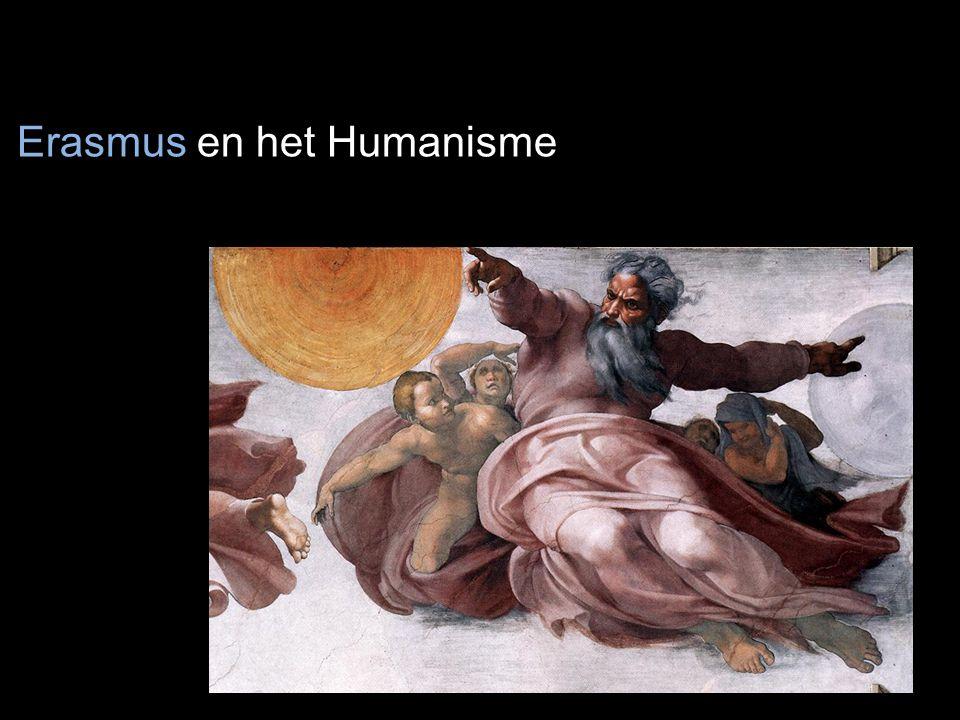 Erasmus en het Humanisme