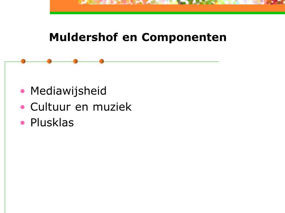 Muldershof en Componenten