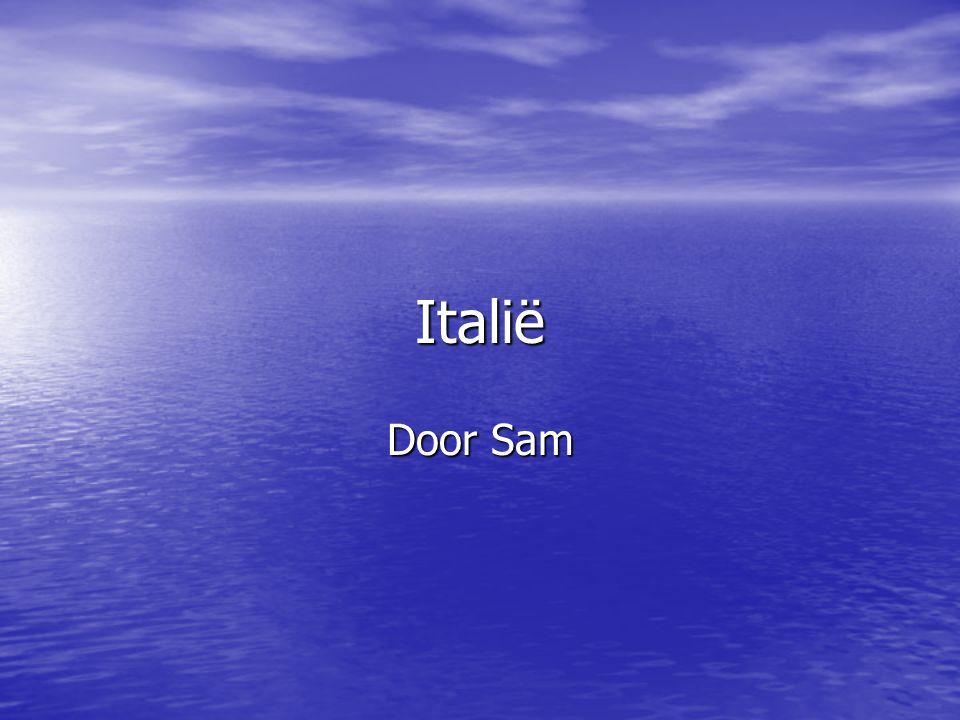 Italië Door Sam