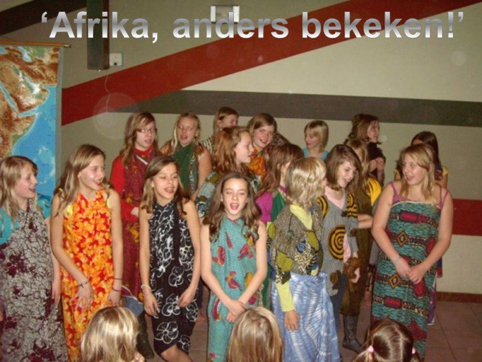 'Afrika, anders bekeken!'