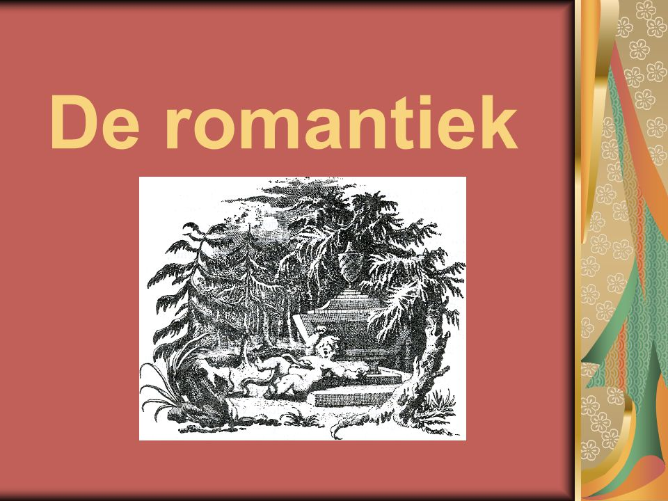 De romantiek