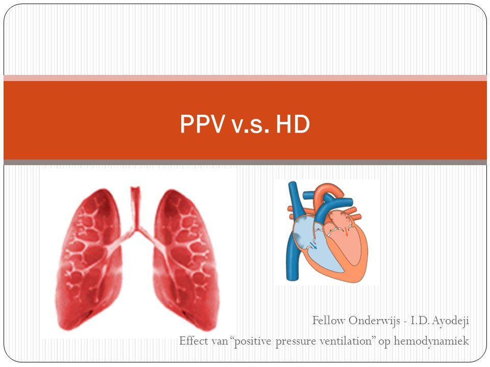 PPV v.s. HD Fellow Onderwijs - I.D. Ayodeji