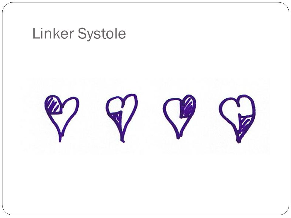 Linker Systole
