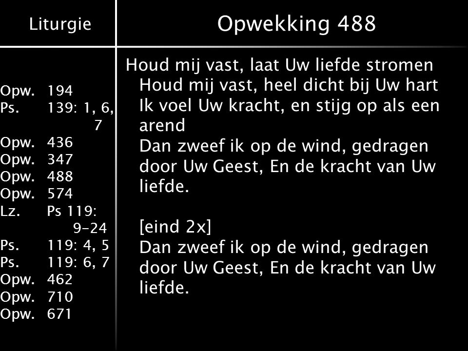 Opwekking 488