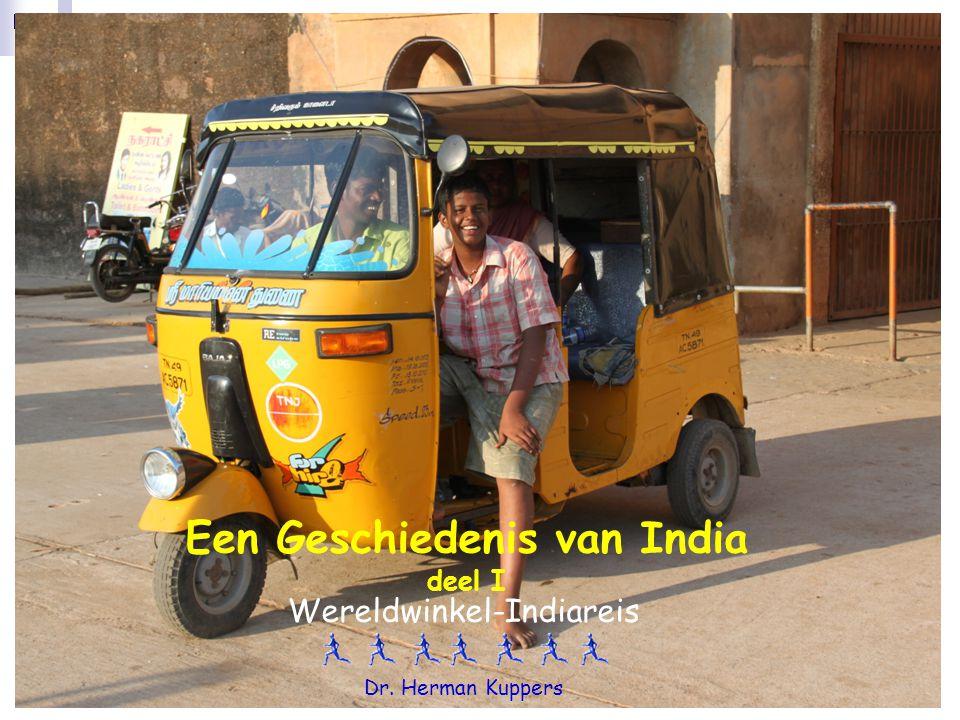 Een Geschiedenis van India deel I