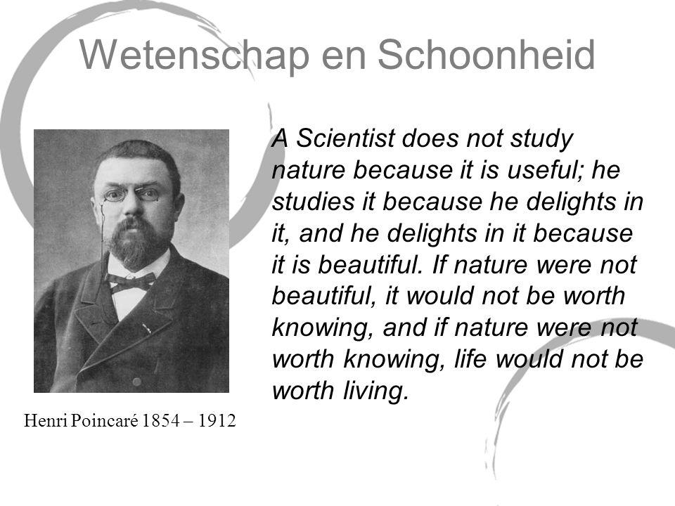 Wetenschap en Schoonheid