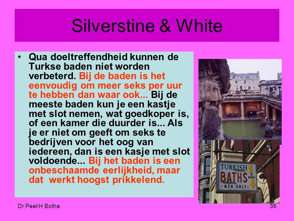 Silverstine & White