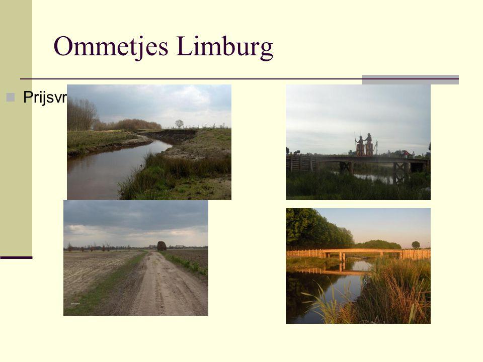 Ommetjes Limburg Prijsvraag
