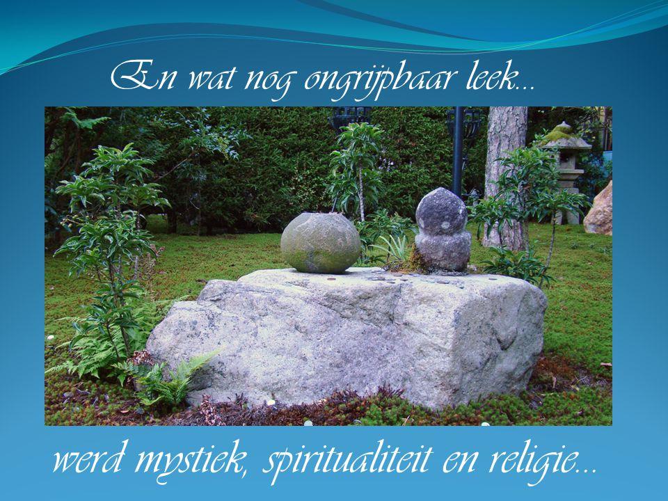 werd mystiek, spiritualiteit en religie…
