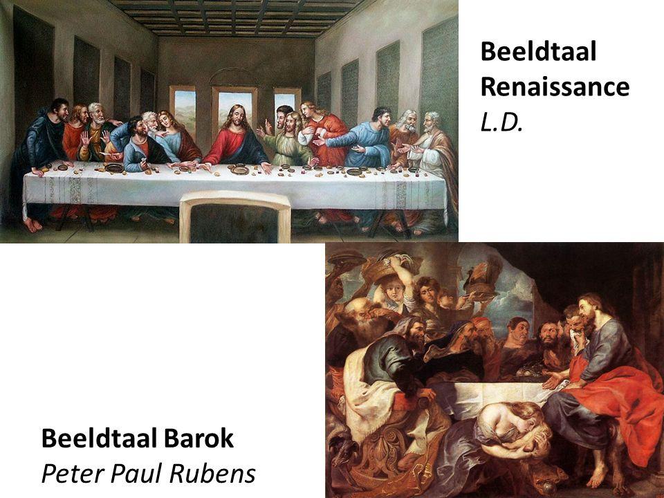 Beeldtaal Renaissance L.D.