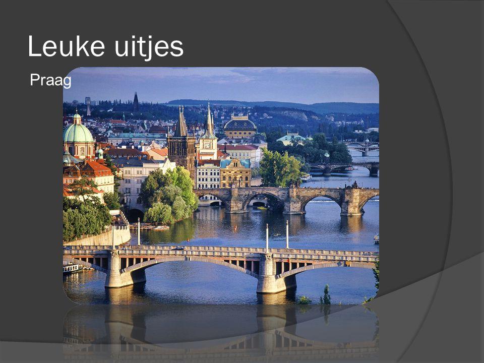 Leuke uitjes Praag