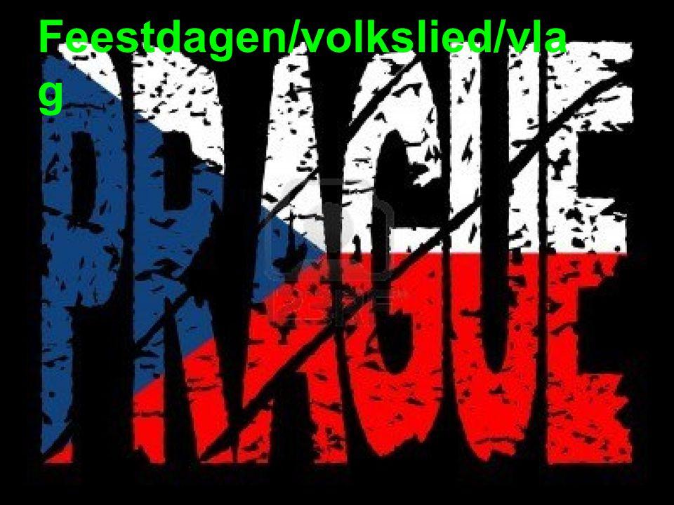 Feestdagen/volkslied/vlag