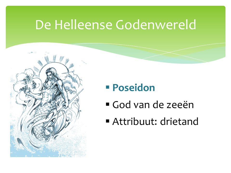 De Helleense Godenwereld