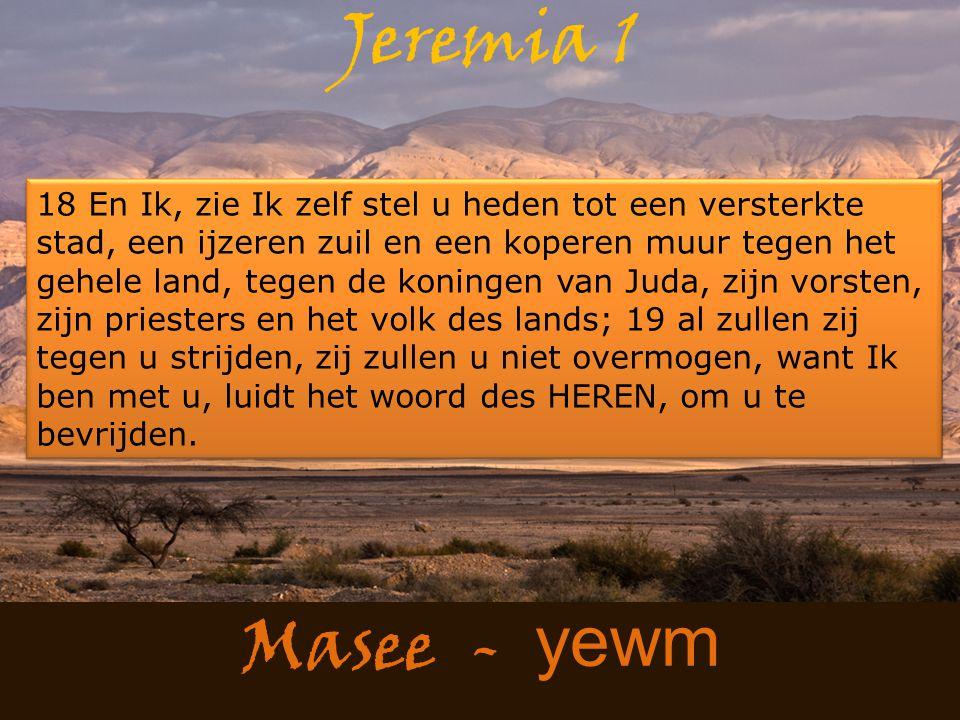 Jeremia 1